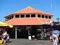 Oaks Park carousel shelter - Portland Oregon.jpg