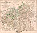 Obwód Nadnotecki na mapie Prus i Król Kongresowego 1810 r.JPG
