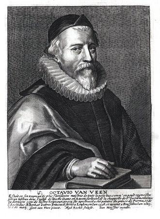 Otto van Veen - Ottavio van Veen, in Het Gulden Cabinet p 39