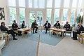 Office call at the Mäntyniemi 180608-D-PB383-006 (41776013185).jpg