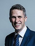 Official portrait of Gavin Williamson crop 2.jpg