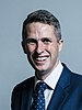 Official portrait of Gavin Williamson crop 2