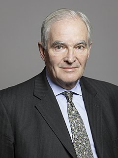 Oliver Eden, 8th Baron Henley British Conservative politician