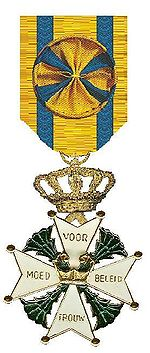 Officier in de Militaire Willems-Orde.jpg