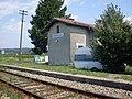 Okroglica-rail halt-from south.jpg