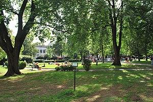 Grünerløkka - Image: Olaf Ryes plass sommer