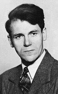 Olav H. Hauge Norwegian writer