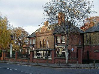 The Old Bull and Bush - The Old Bull and Bush pub