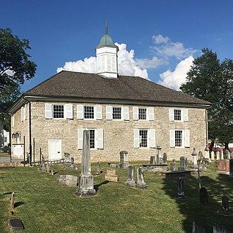 Lewisburg, West Virginia - Old Stone Presbyterian Church
