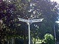 Old road sign (close up) - geograph.org.uk - 228775.jpg