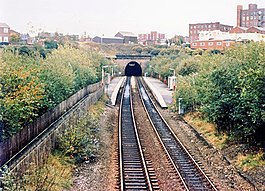 Oldham Werneth railway station in 1988.jpg