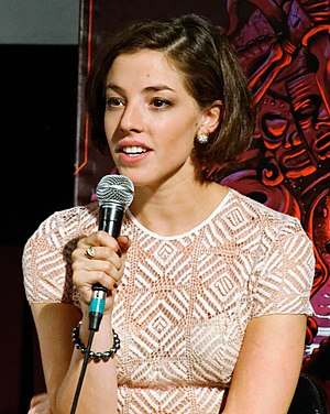 Dredd - Olivia Thirlby promoting the film at the 2012 Fantastic Fest