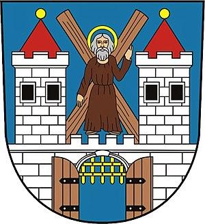 Ondřejov (Prague-East District) - Image: Ondřejov Co A