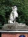 One of the Dogs of Alcibiades, Victoria Park - geograph.org.uk - 1326444.jpg