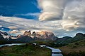 One of the most beautiful places on earth. Torres Del Paine (14858945233).jpg