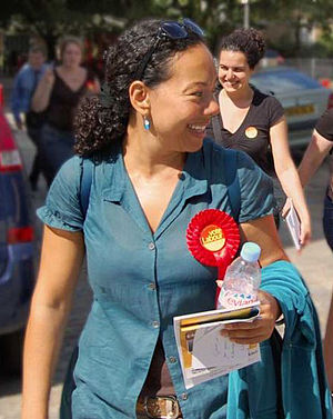 Oona King - King in 2010