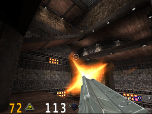screenshot from version 0.6.0 (2006)