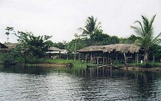 Warao people - Image: Or 4