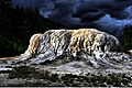 Orange Spring Mound in Yellowstone National Park.jpg