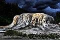 Orange Spring Mound in Yellowstone National Park.jpg