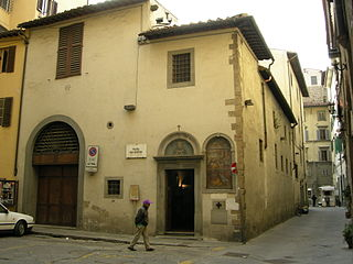 building in Florence, Italy