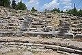 Orchomenos Boeotia AncientGreekTheater 0003 NorthSeats.jpg
