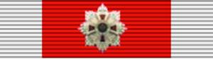 Şehzade Mehmed Abdülkadir - Image: Ord Leopold GC