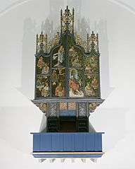 Orgel uit de Nederlands Hervormde Kerk in Scheemda