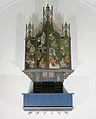 Orgel van gepolychromeerd eikenhout uit de Nederlands Hervormde Kerk te Scheemda Rijksmuseum BK-NM-8184.jpeg