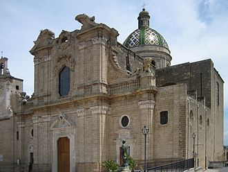 Roman Catholic Diocese of Oria - Oria Cathedral