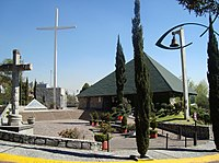 Our Lady of Guadalupe Church, Naucalpan, Mexico State11.jpg