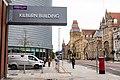 Outside the Kilburn Building, Manchester University - 50140689851.jpg