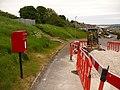 Overcombe, postbox № DT3 102, Overcombe Drive - geograph.org.uk - 1887723.jpg