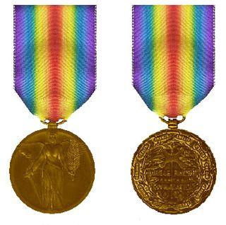 Victory Medal (Romania) Award