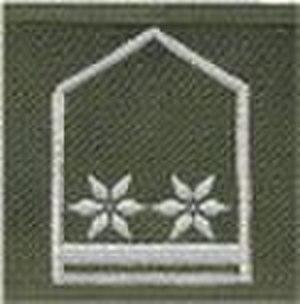 Unteroffizier - Image: Owm Anzug 75 03 AT