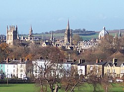 Oxford skyline from a distance - geograph.org.uk - 356411.jpg