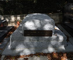 Tomb of Marcel Cachin