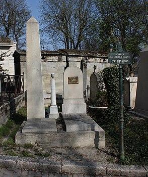 Père-Lachaise - Pierre Jacotin 01.jpg