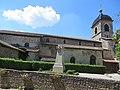 Pérouges - Eglise Sainte-Marie-Madeleine - Place de l'Eglise - Porte d'En-Haut (12-2014) 2014-06-25 13.37.16.jpg