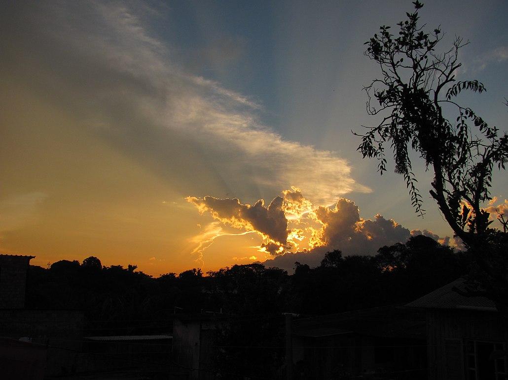 Pôr do Sol em Viamão.JPG