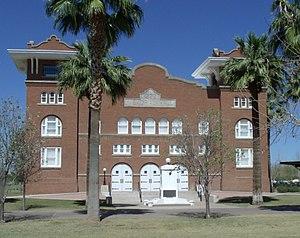 Phoenix Indian School - Memorial Hall (built 1922)