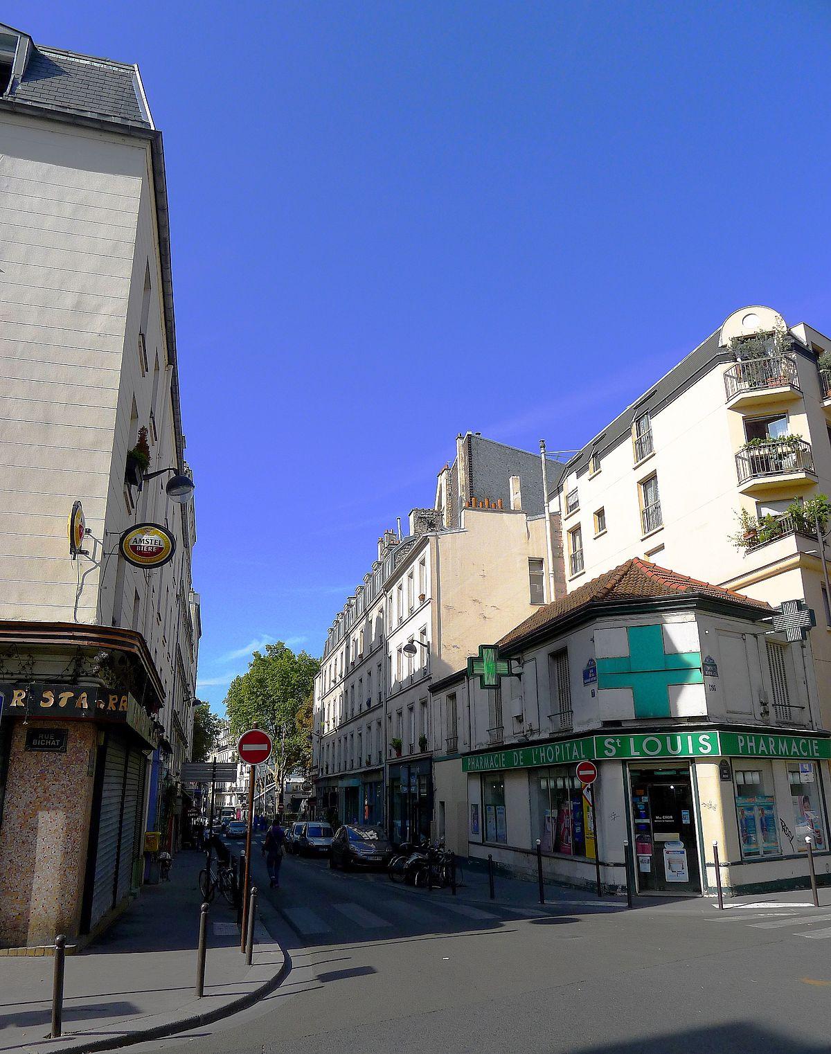 Rue de la grange aux belles wikip dia - Hopital porte du sud venissieux ...
