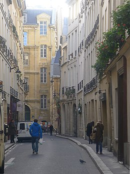 image illustrative de l'article Rue des Grands-Augustins