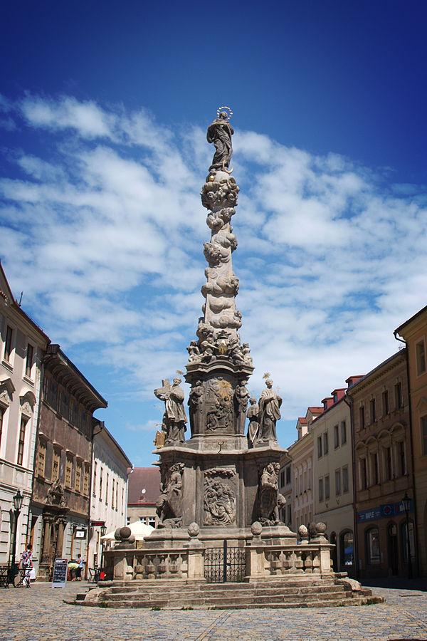 Plague Column, Kutná Hora