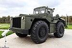 PKT combat engineering bulldozer at Park Patriot 04.jpg