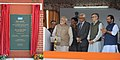 PM Modi inaugurates the Chutak Hydropower plant.jpg