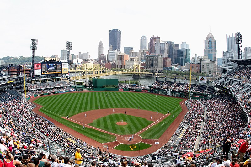 800px PNC Park%2C Home of Pittsburgh Pirates PNC Park Seating Chart