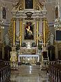 POL Bielsko-Biała Hałcnów Sanktuarium Matki Bożej Bolesnej - wnętrze 2.JPG