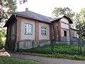POL Lipowa Budynek przy kościele św. Bartłomieja - KGW.JPG