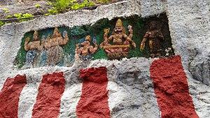 Lakshmi Narasimha Temple, Mangalagiri - Sri Maha Vishnu Incarnations